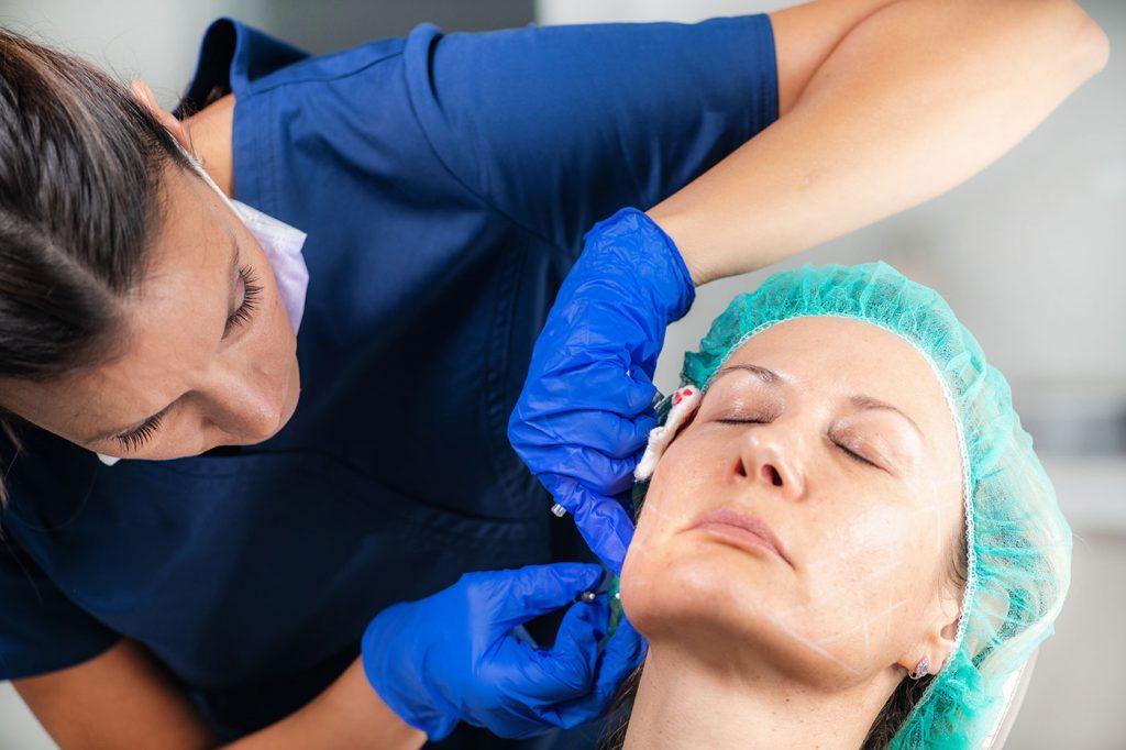 biostimolazione viso benefici
