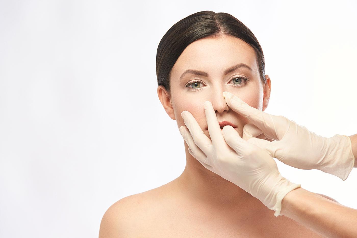 Come cambia il viso con la rinoplastica?